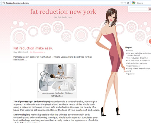 Fatreductionnewyork.com Fat Reduction New York NYC Service