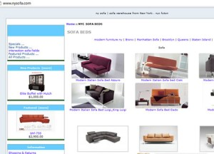 NY SOFA Modern Furniture